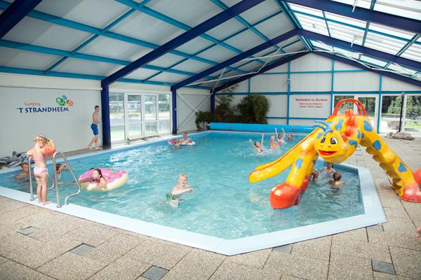 Camping Friesland met zwembad
