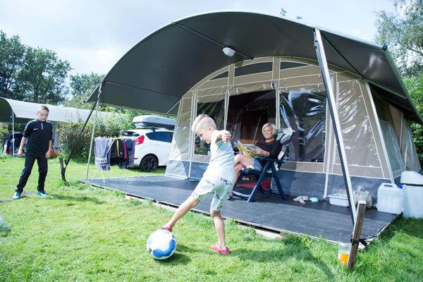 Camping Groningen
