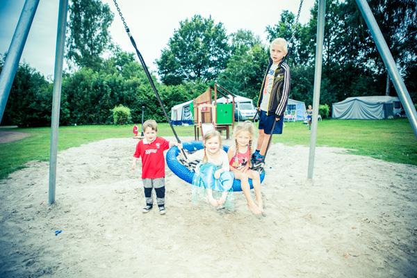 Gezinscamping Groningen
